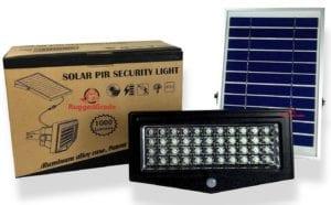 Rugged Solar Flood Light