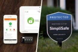simplisafe vs. livewatch home security comparison