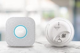 nest protect smoke alarm compared to first alert smoke alarm