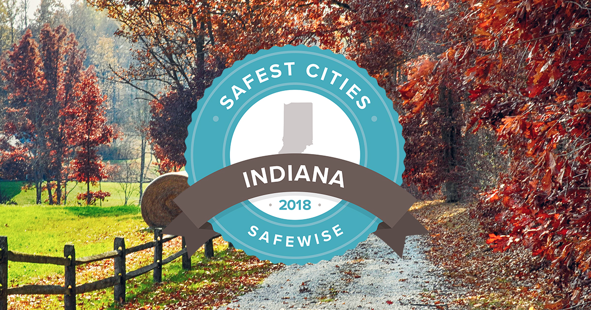 Safest Cities Indiana