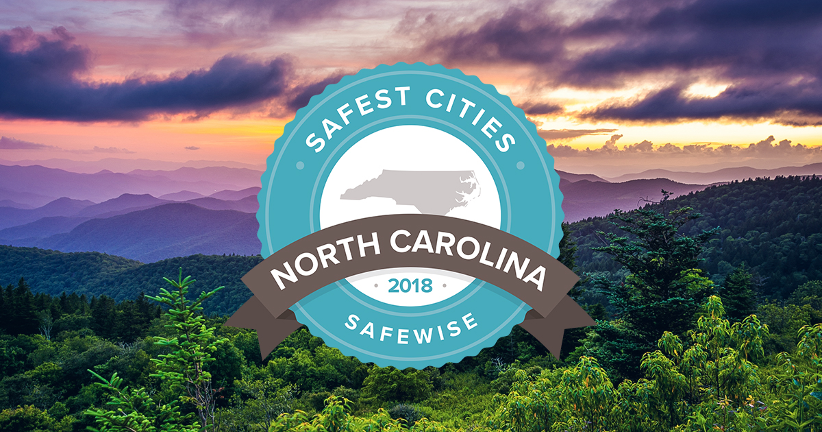 North Carolina's 20 Safest Cities of 2018 | SafeWise