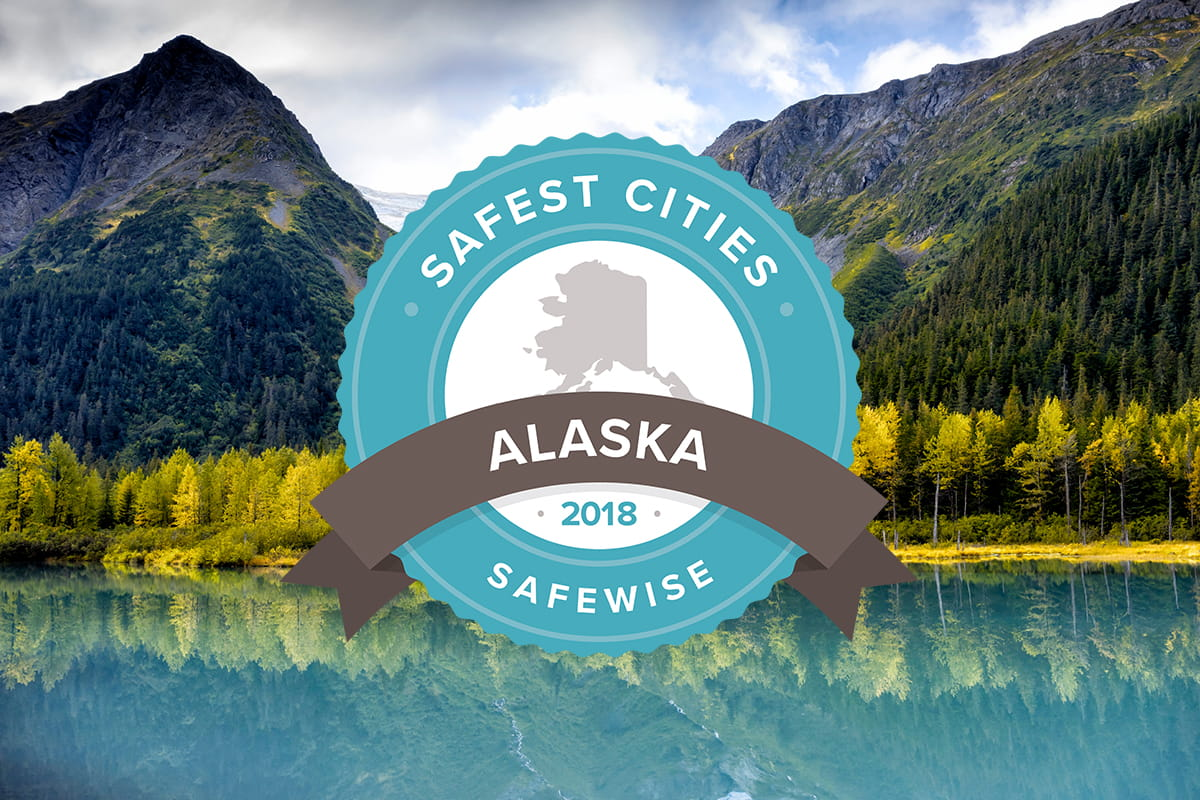 Safest Cities Alaska