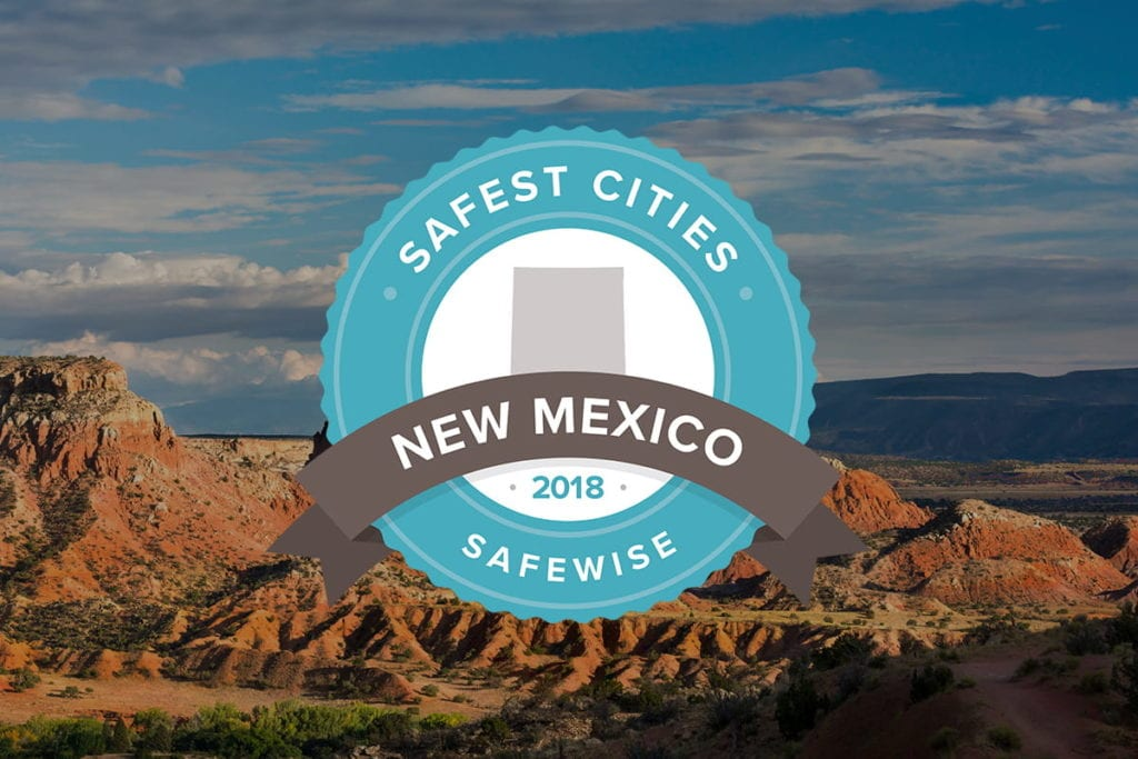 safest cities in new mexico