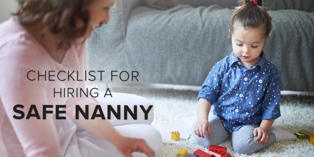 Hiring a Safe Nanny