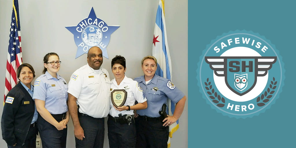 SafeWise Hero Sgt Cindy Guerra
