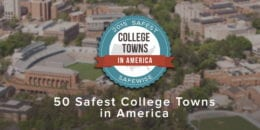 Safest College Towns in America 2015