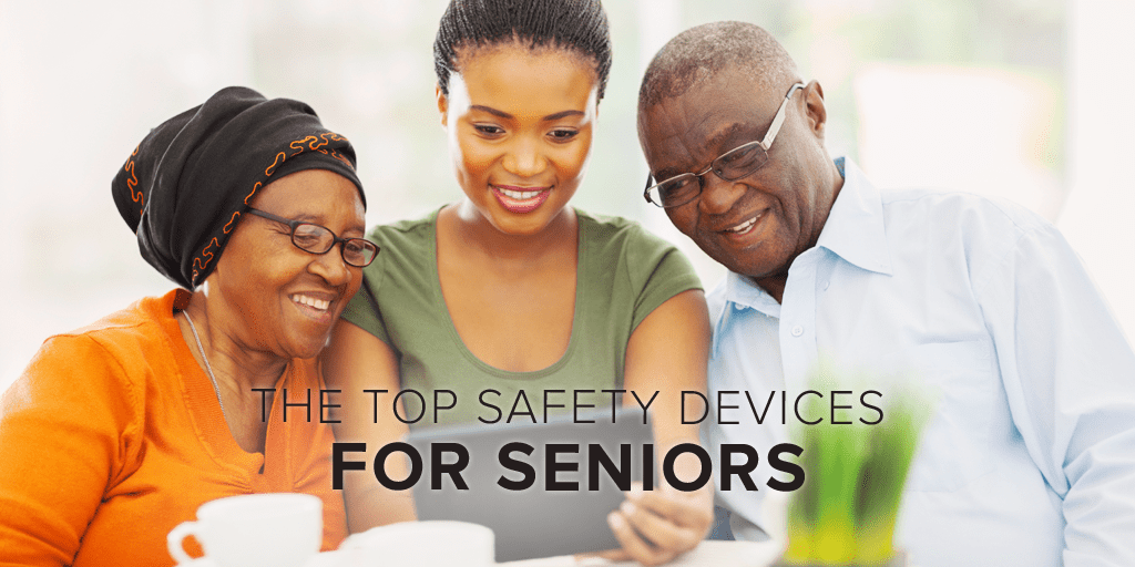 The Top Safety Devices For Seniors Safewise