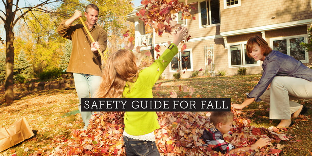 Safety Guide for Fall
