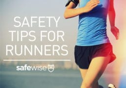 Tips to stay safe while running