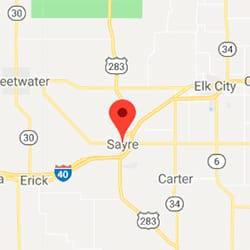 Sayre, Oklahoma