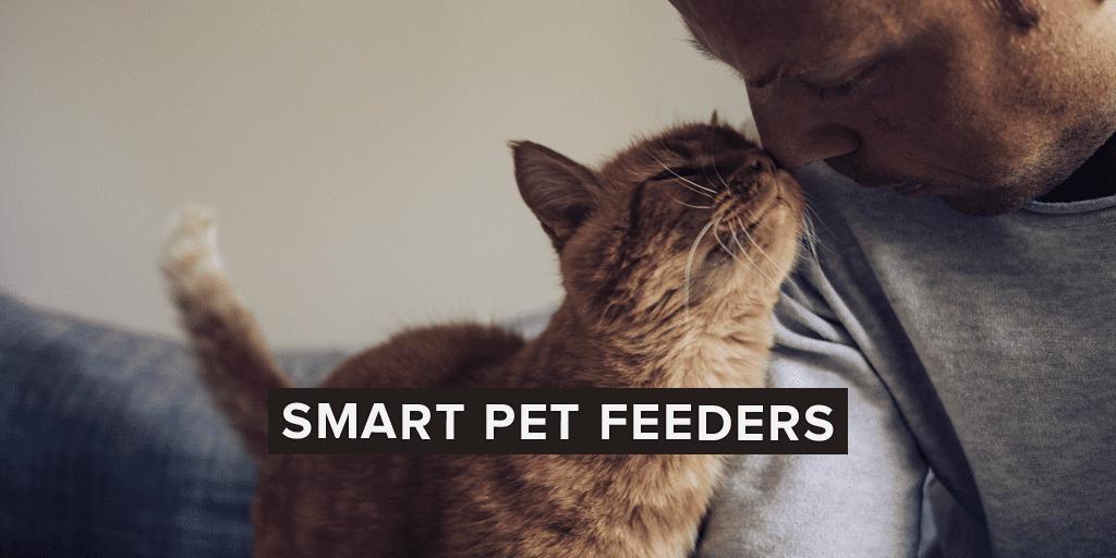 Smart Pet Feeders