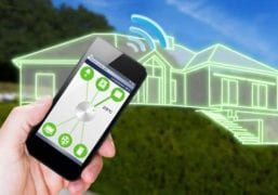 Smart home home automation