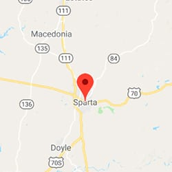 Sparta, Tennessee