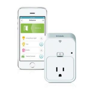 D-Link brand WiFi smart plug