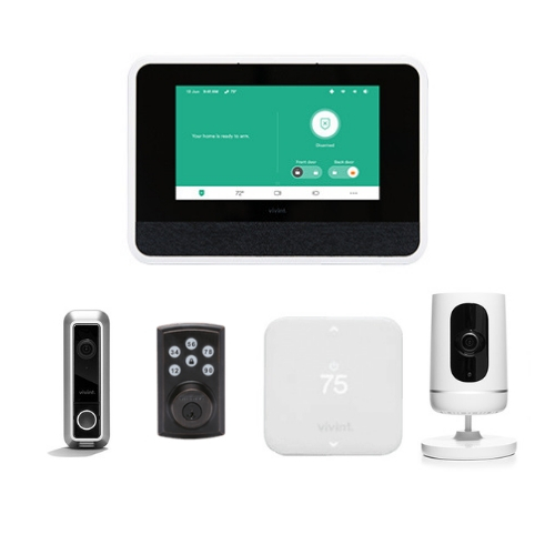 Vivint Smart Home Security Review | SafeWise