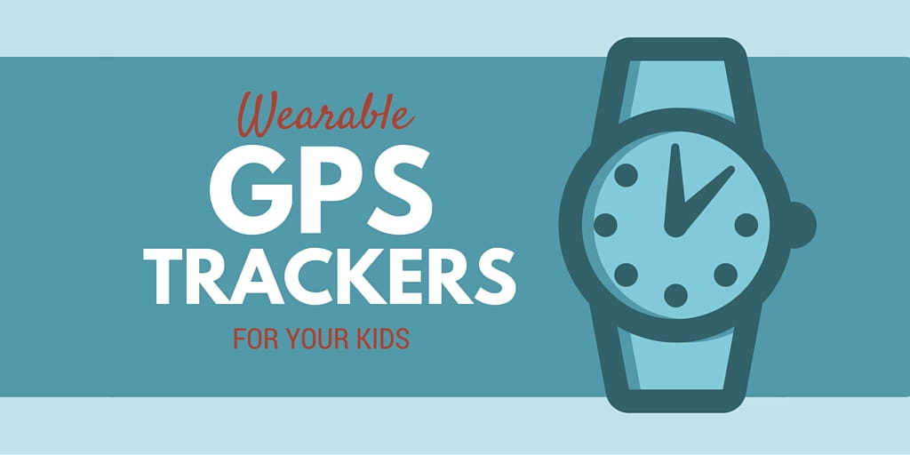 wearable GPS and b;uetooth devices for kids