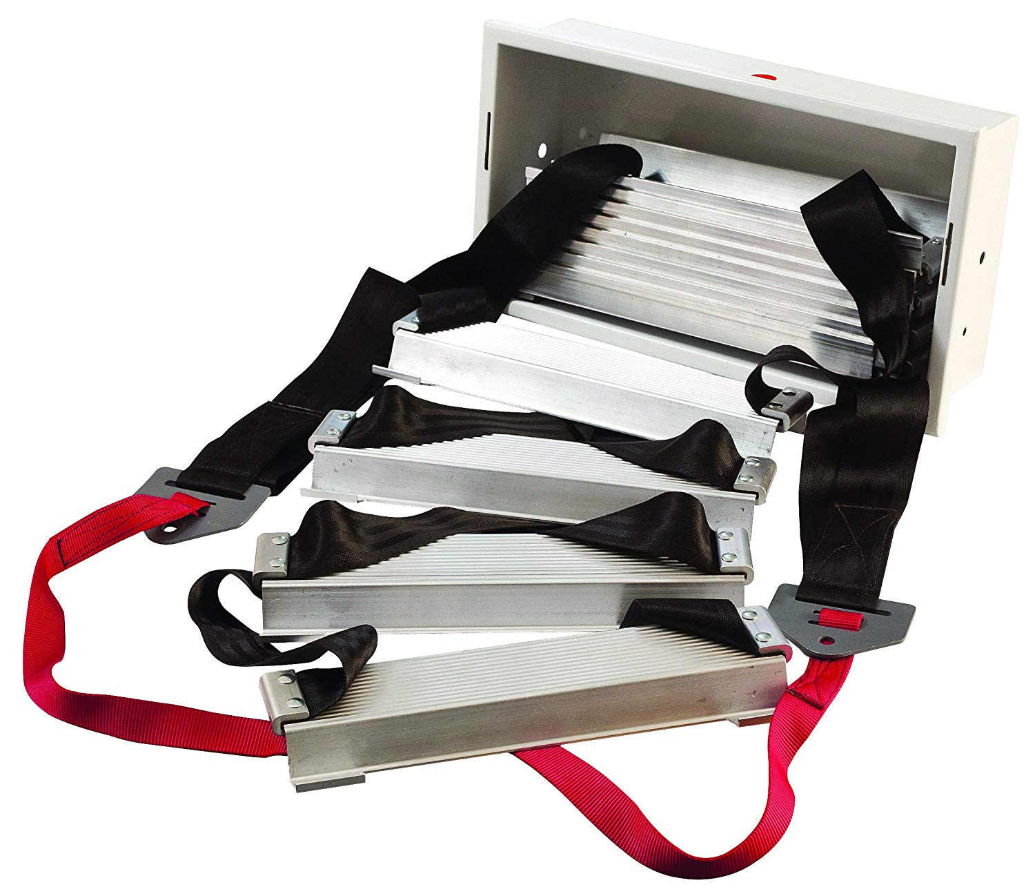 Werner brand fire escape ladder