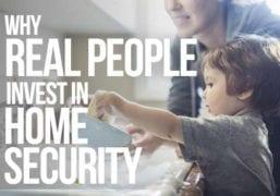 Reasons people get home security