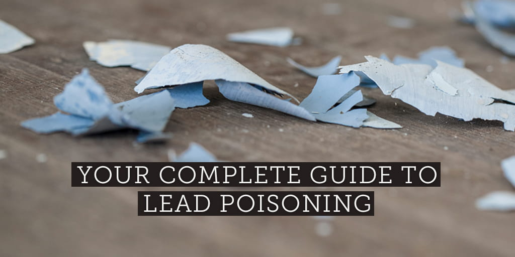 Your Compelete Guide to Lead Poisoning