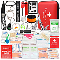 Aootek Emergency Survival Kit