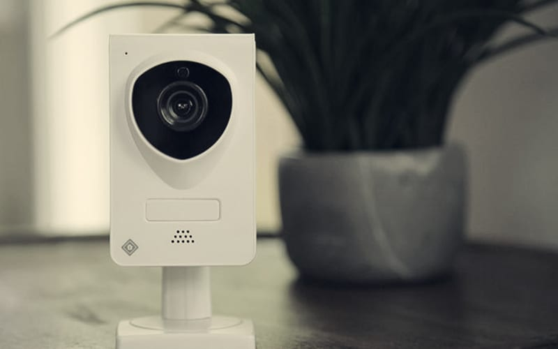 Protect America indoor security camera