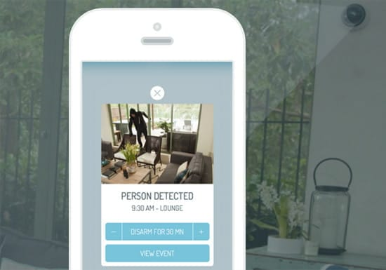 Airbnb hosts can protect their home with cammy