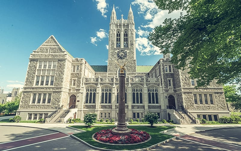 Newton Boston College