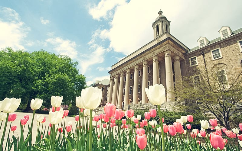 Pennsylvania State University - flagship campus
