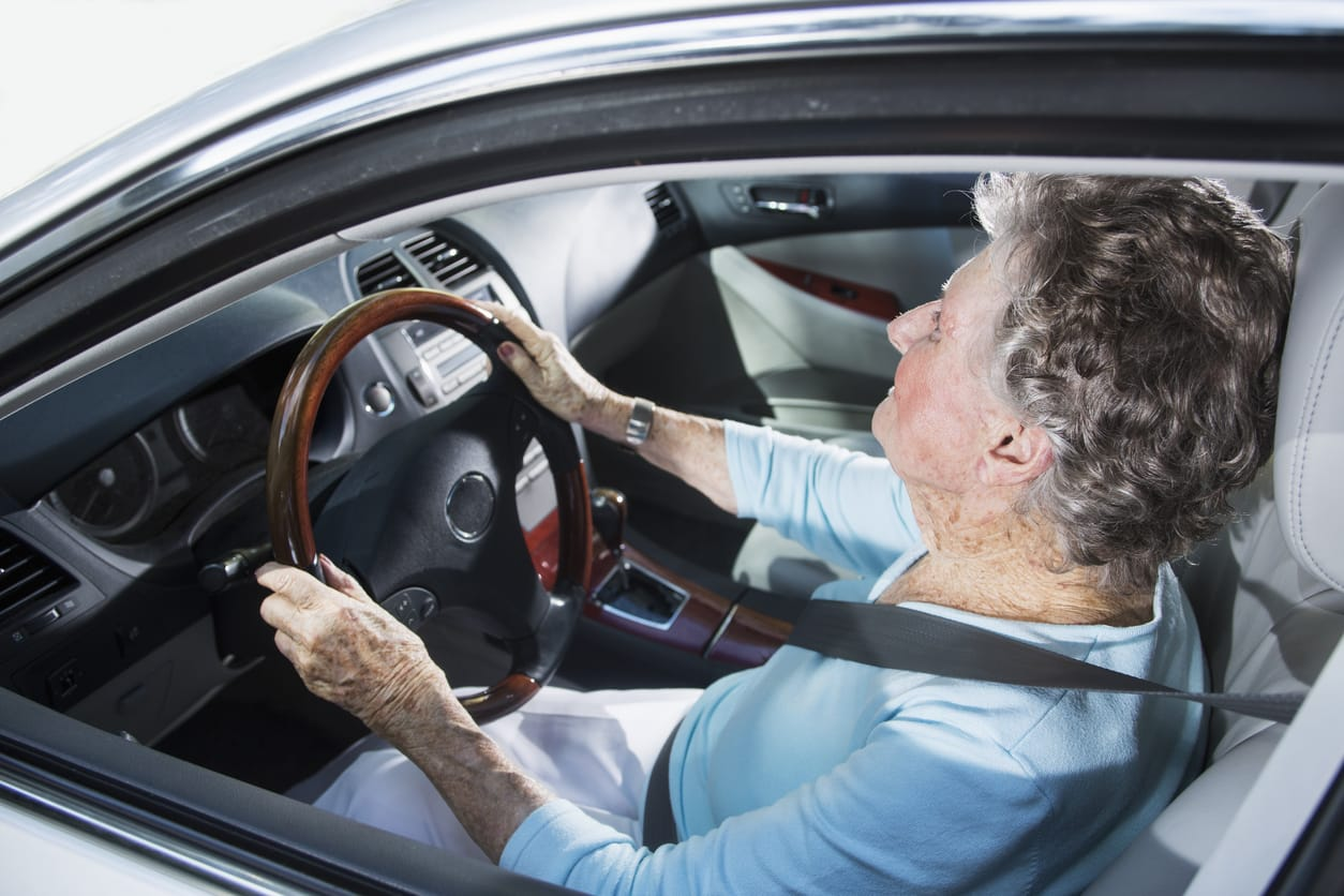 Does the DMV Automatically Reexamine Drivers of a Certain Age?