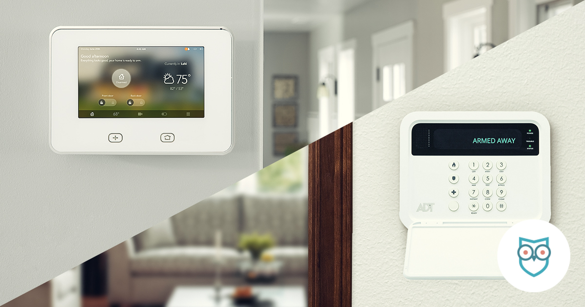 ADT Security vs. Vivint Smart Home ...safewise.com
