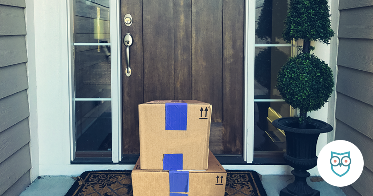 Top 10 Metro Areas Where Porch Pirates Strike Most | SafeWise