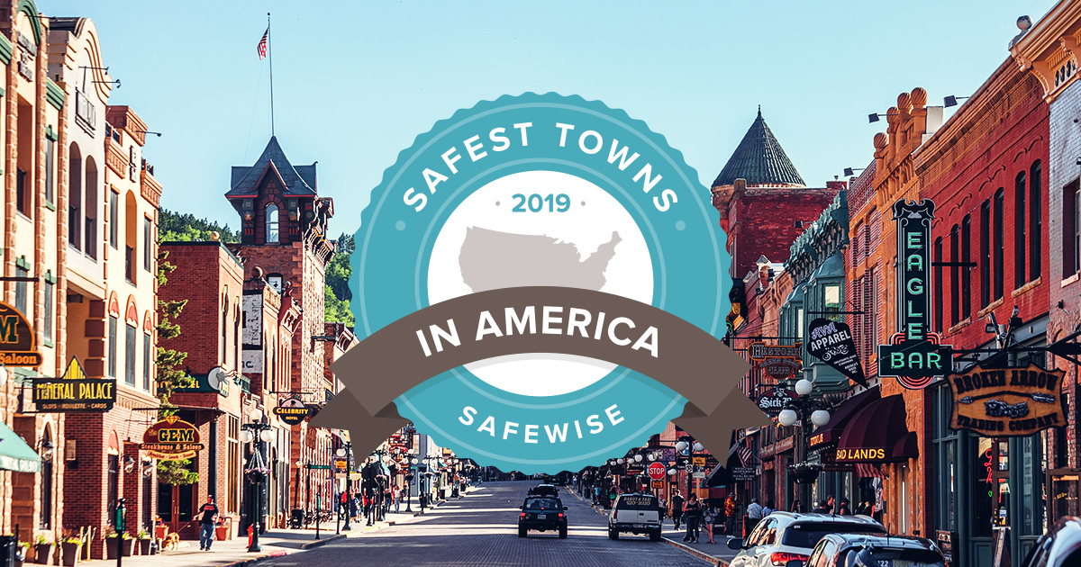 100 Safest Small Towns In America 2019 Safewise