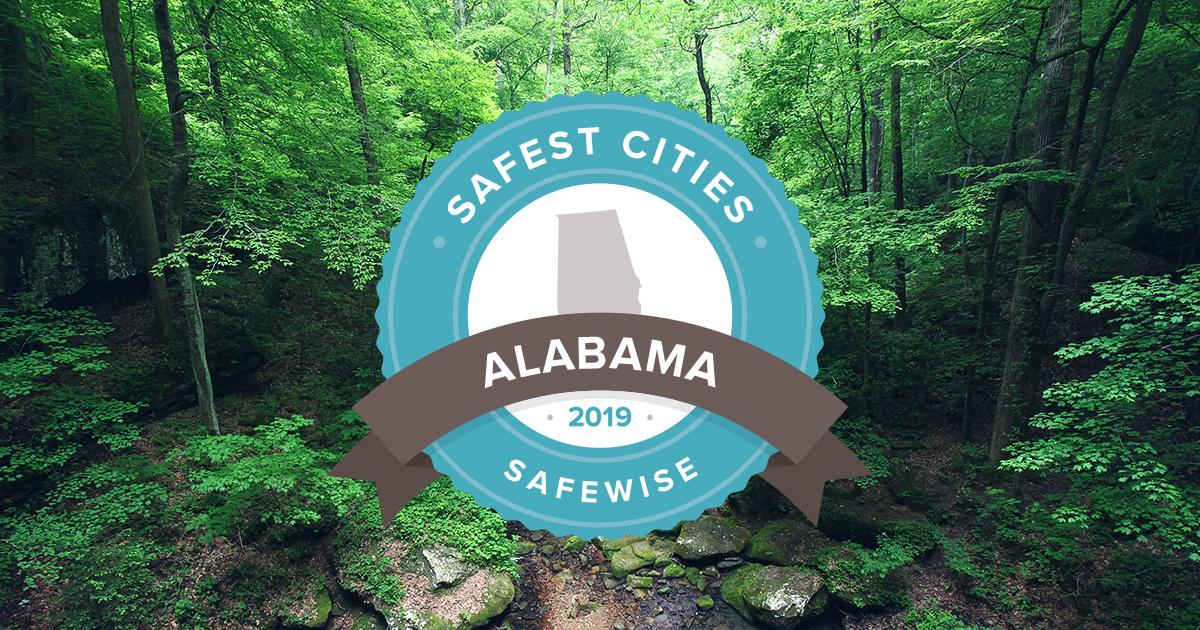 Alabama's Safest Cities