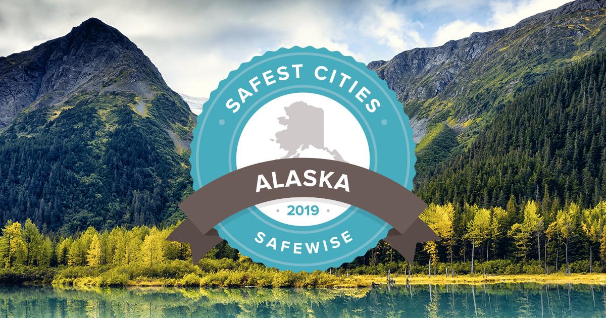 Alaska's Safest Cities