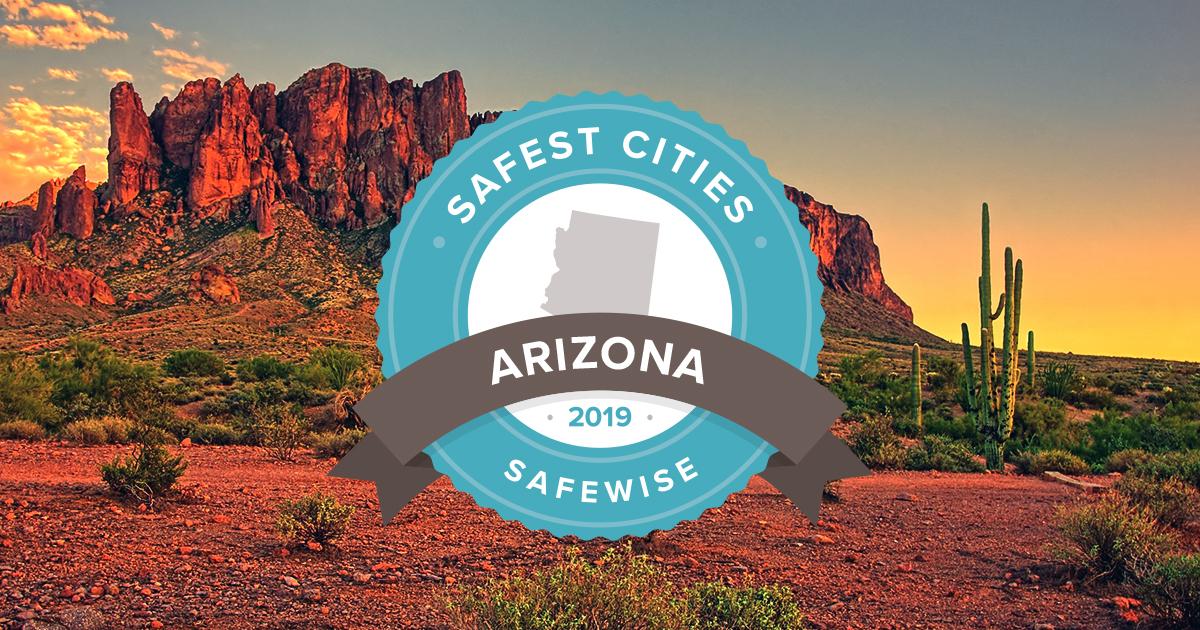 Arizona's Safest Cities