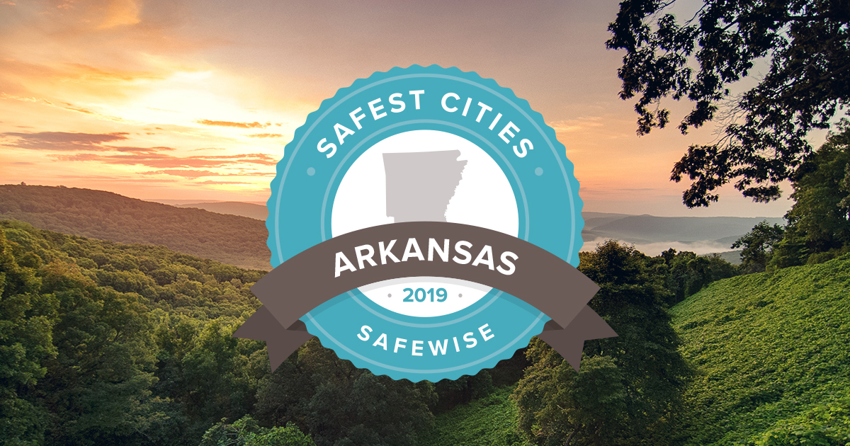 Arkansas's 20 Safest Cities of 2019
