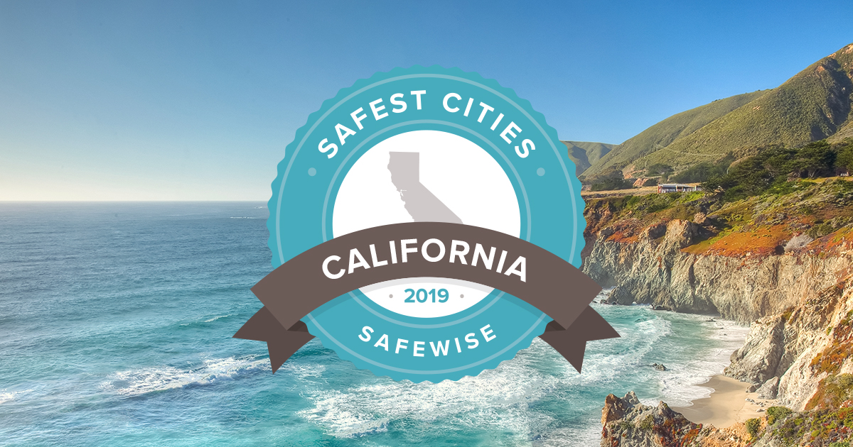 California's Safest Cities