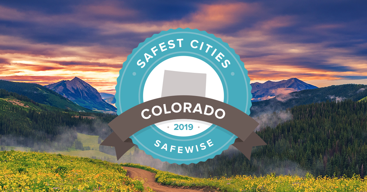 Colorado's Safest Cities