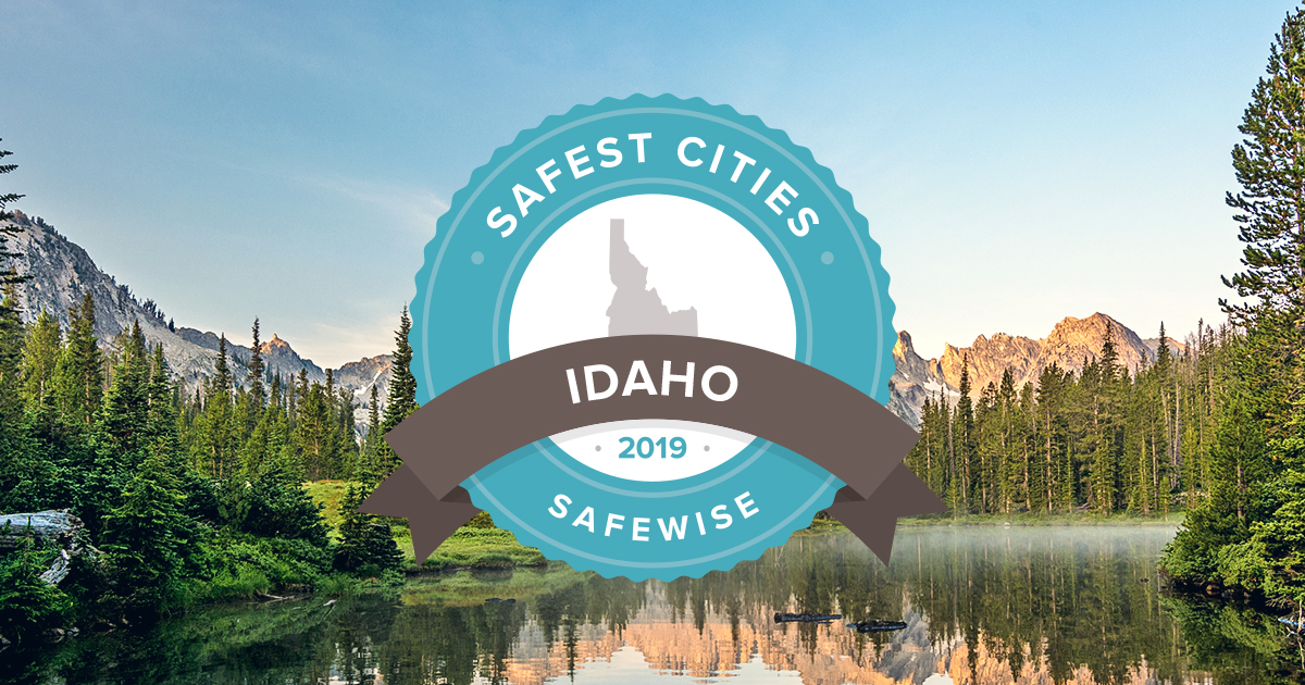 Idaho's Safest Cities
