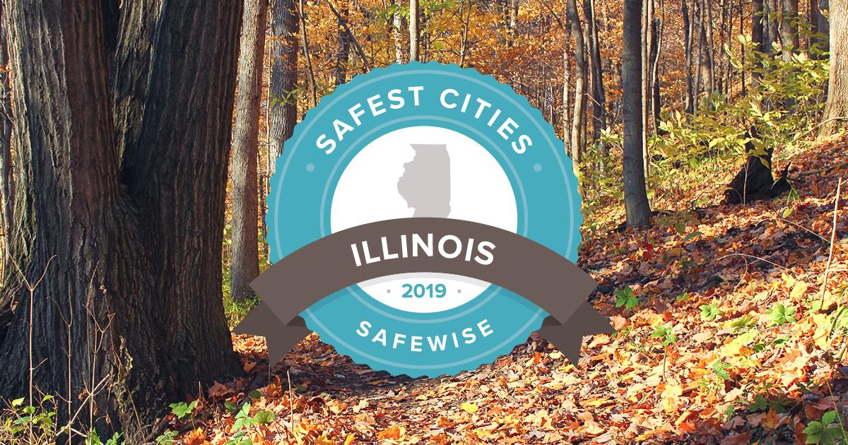 Illinois's Safest Cities
