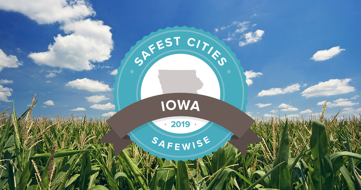 Iowa's Safest Cities