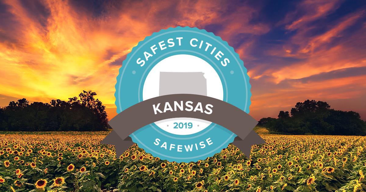 Kansas's Safest Cities