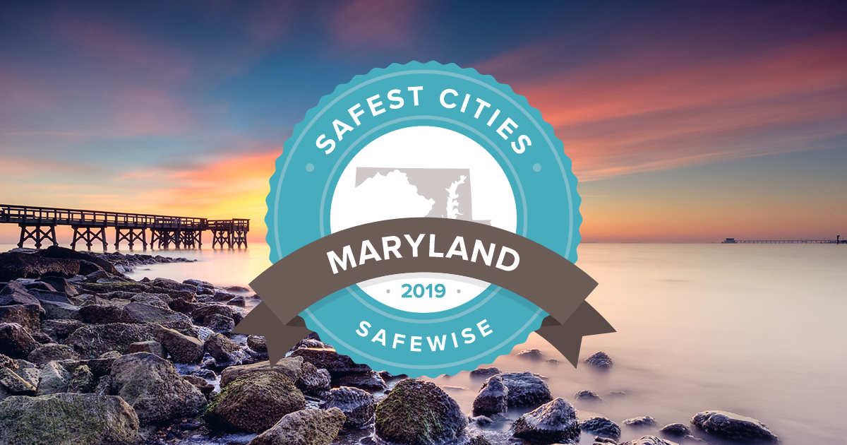 Maryland's Safest Cities