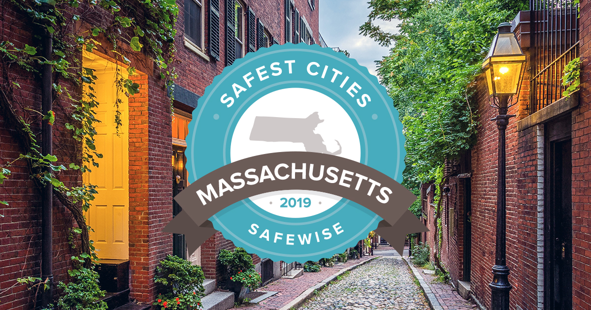 Massachusetts's 20 Safest Cities of 2019 | SafeWise