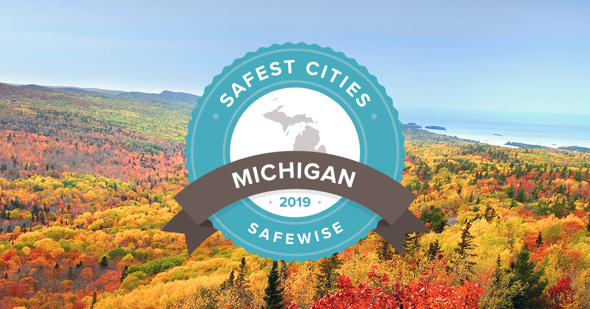 Michigan's Safest Cities