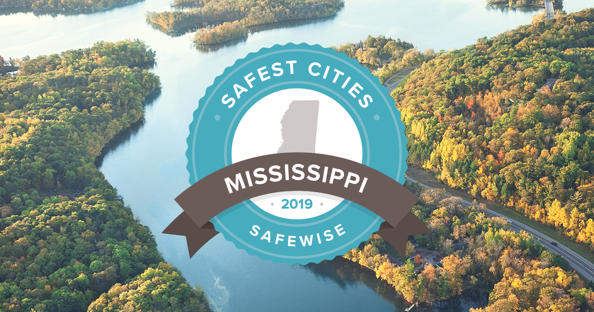 Mississippi's Safest Cities