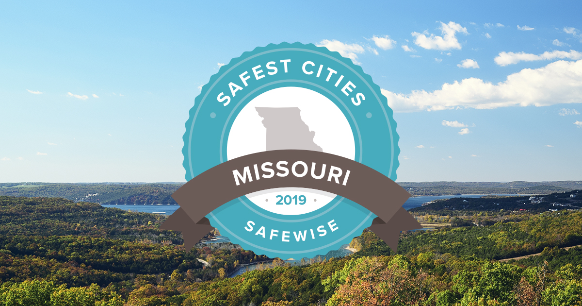 Missouri's 20 Safest Cities of 2019 | SafeWise