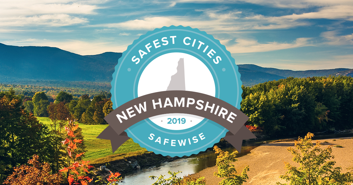 New Hamphshire's Safest Cities