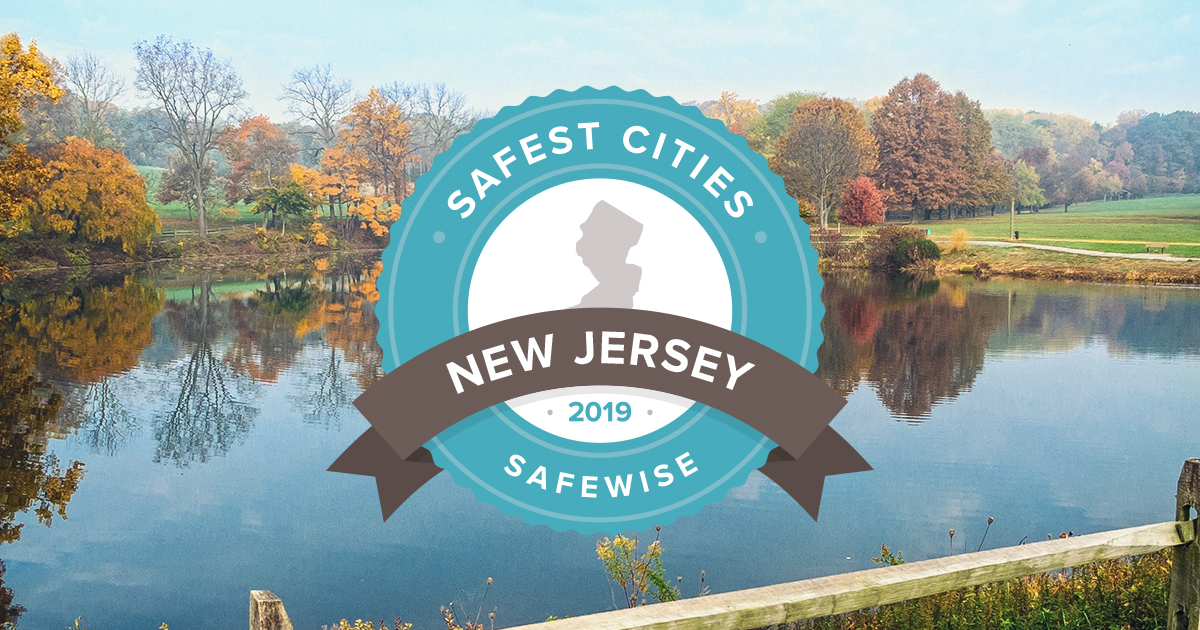 New Jersey's 50 Safest Cities of 2019 | SafeWise