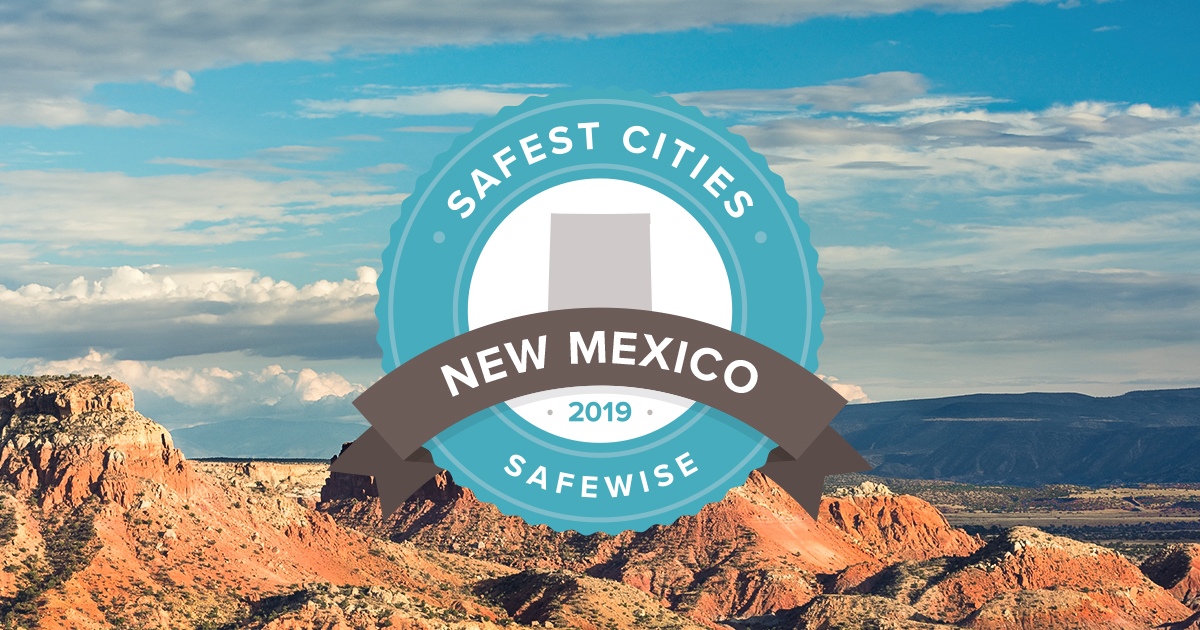 New Mexico's Safest Cities